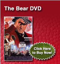The Bear DVD