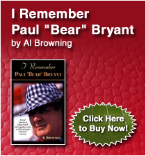 I Remember Paul Bear Bryant